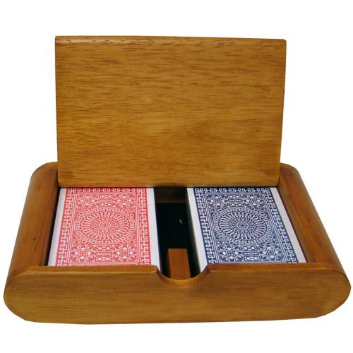 Modiano Club Bridge Red/Blue Regular Box Set