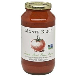 Pasta Sauce - Tomato Basil ( 6 - 24 FZ )