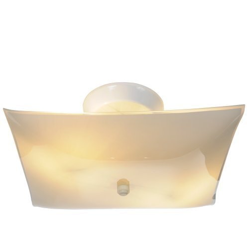 ROYAL COVE FLUSH MOUNT CEILING LIGHT, 12