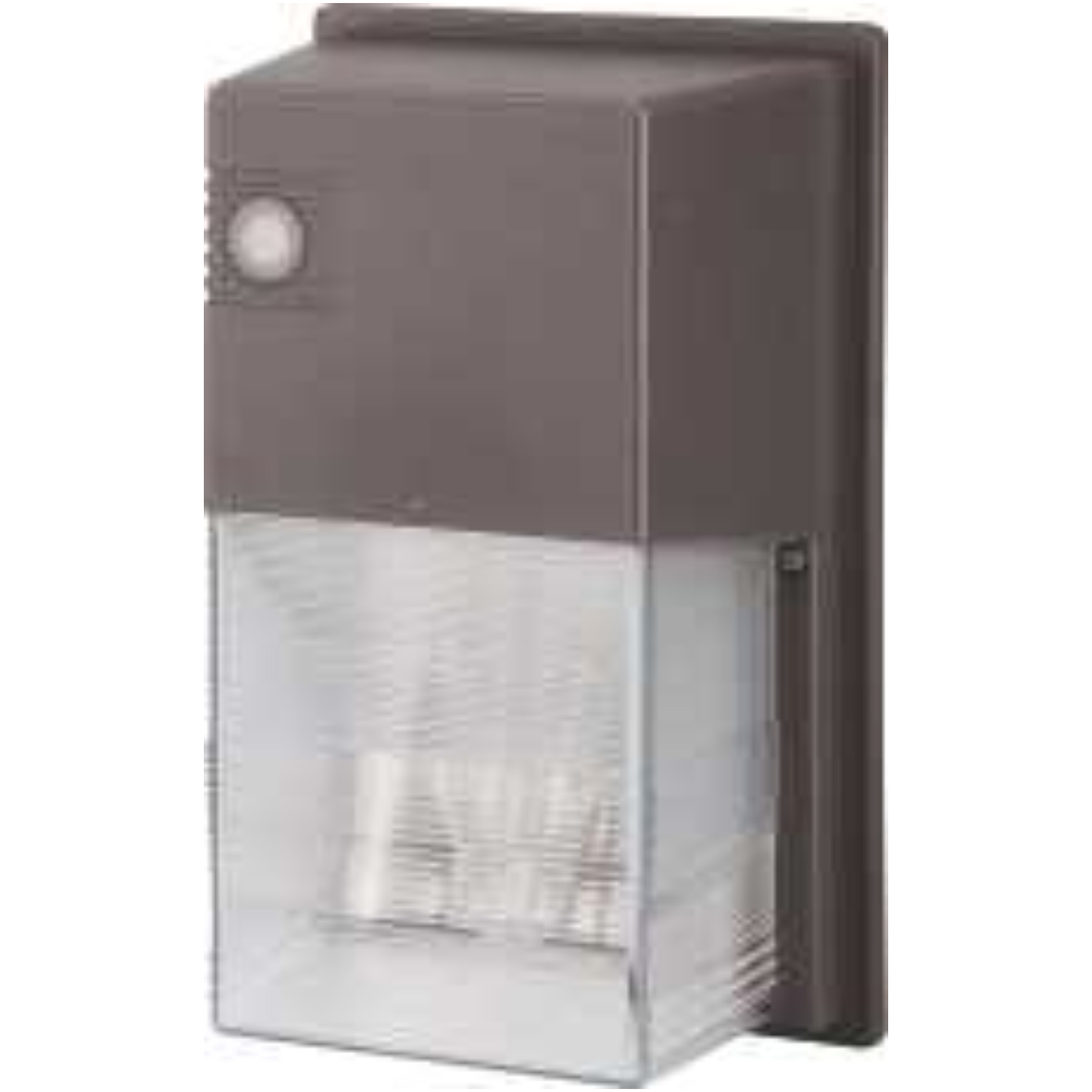 MONUMENT ENERGY-EFFICIENT WALL FLOODLIGHT, BRONZE, 6-3/4X11X5-1/4 IN., 1 50-WATT HIGH-PRESSURE SODIUM LAMP (INCLUDED)