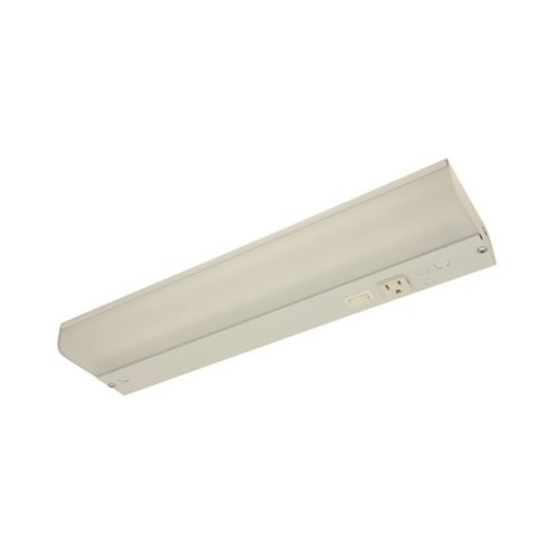 UNDER CABINET FIXTURE WITHOUT SWITCH, DIRECT WIRE, USES F8 T5 TYPE FLUORESCENT LAMPS, 12 IN.