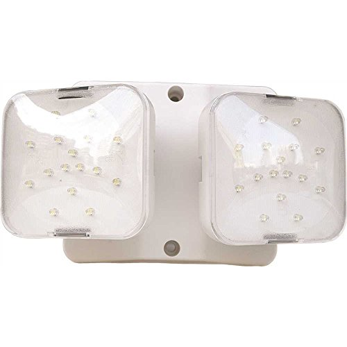 MONUMENT� LED DOUBLE EMERGENCY LIGHT REMOTE HEADS, 1.7 WATTS, 6 VOLTS