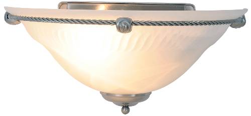 TORINO� WALL SCONCE, MAXIMUM ONE 60 WATT INCANDESCENT MEDIUM BASE BULB, 13 IN., BRUSHED NICKEL