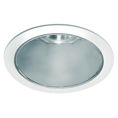 "Recessed Trim 8"" Anodized Reflector White V"