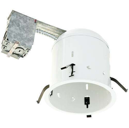 """Monument 6"""" Non-Ic Rated Remodel Housing, Uses 1 13-Watt Compact Fluorescent Lamp*"""