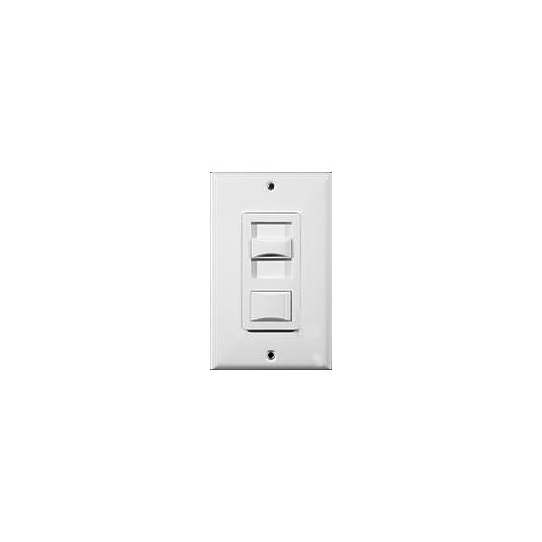 LED & Fluorescent Dimmer White 3-Way