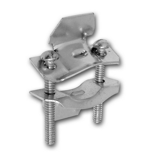 Tilt-in NM Cable Connectors - Steel 1/2""