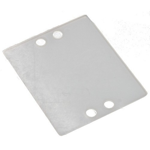"Cable Marker Plates 2.5""x 2"""