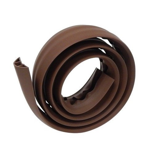 """Soft Wiring Duct Brown 1"""" Wide"""