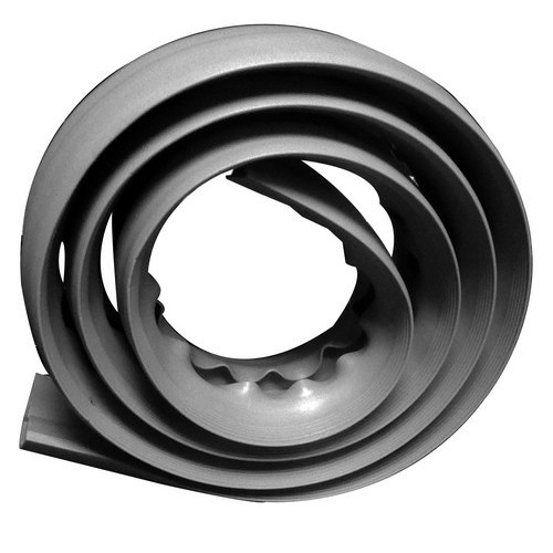 """Soft Wiring Duct Gray 2-1/2"""" Wide"""