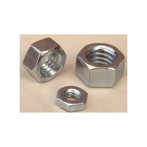 Hex Nuts 6-32