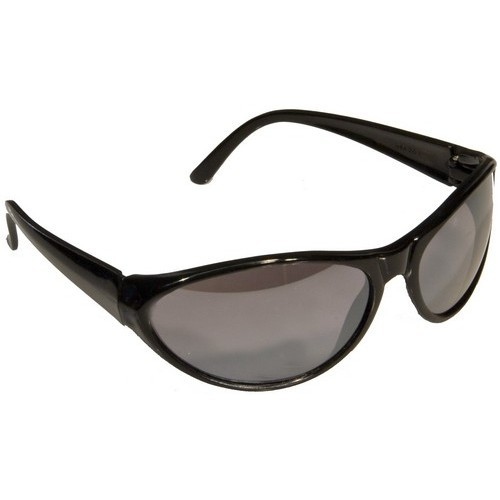 Sport Safety Glasses Silver Mirror
