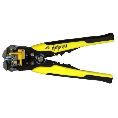 Automatic Wire Stripper & Crimper