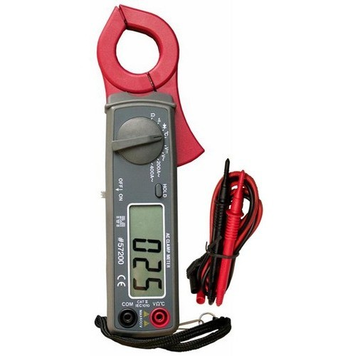 400A Digital Clamp Meter with Temperature Probe