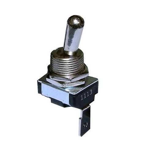 Medium Duty Toggle Switch SPST On-Off Quick Connect Spade Terminal