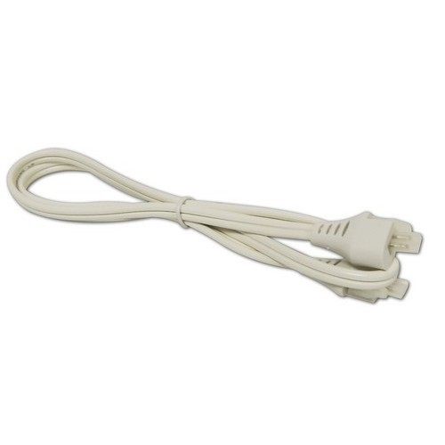 "LED Under Cabinet Light Jumper Cord 30"" White"