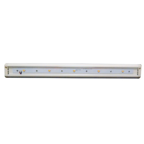 "LED Under Cabinet Light 3000K 18"" LED White Hardwire Or Plug-In Dimmable"