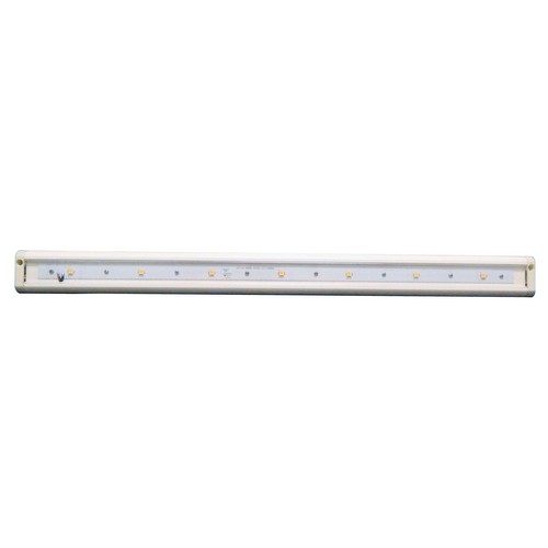 "LED Under Cabinet Light 3000K 24"" LED White Hardwire Or Plug-In Dimmable"
