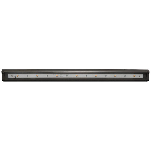 "LED Under Cabinet Light 3000K 24"" LED Bronze Hardwire Or Plug-In Dimmable"
