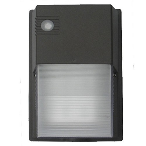 LED Mini Wall Packs 20W 1400 Lumens 120-277V with Photocell