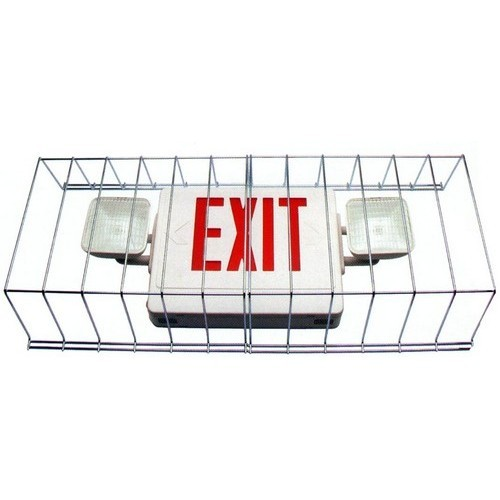 Wire Guard for Combo Exit & Emergency Light