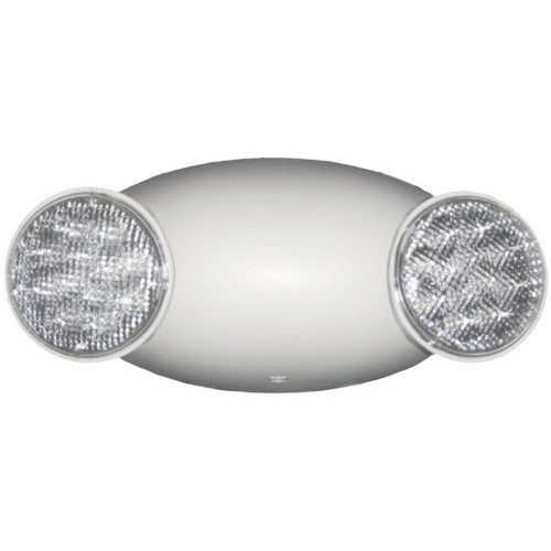 Round Head LED Emergency Light High Output White
