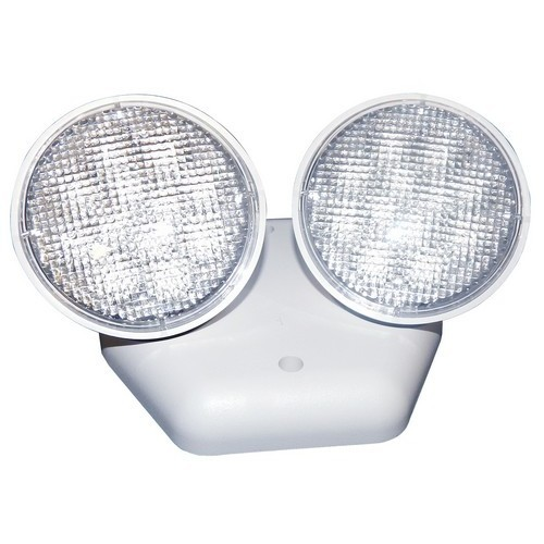 Remote LED Emergency Lamp Heads 2 Heads