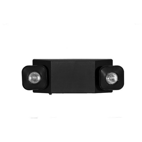 MR-16 Emergency Lighting Unit, Black