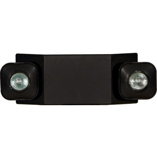 MR-16 Emergency Lighting Remote Capable Black