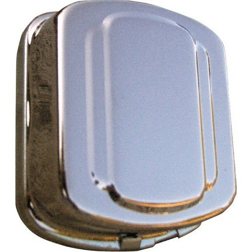 Morris Products Front Door Buzzer in Satin Aluminum