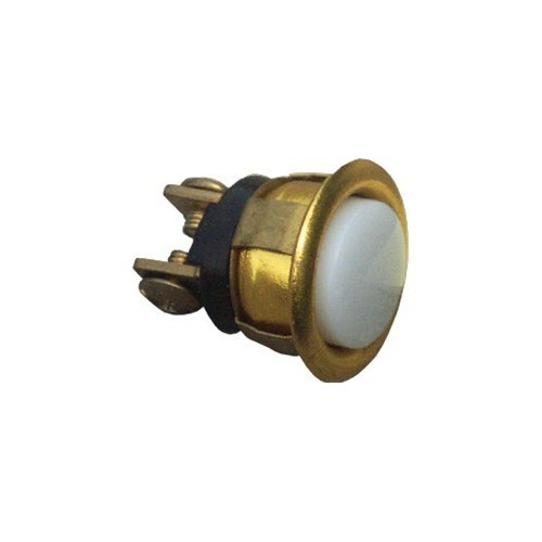 Gold Rim Lit Pushbutton