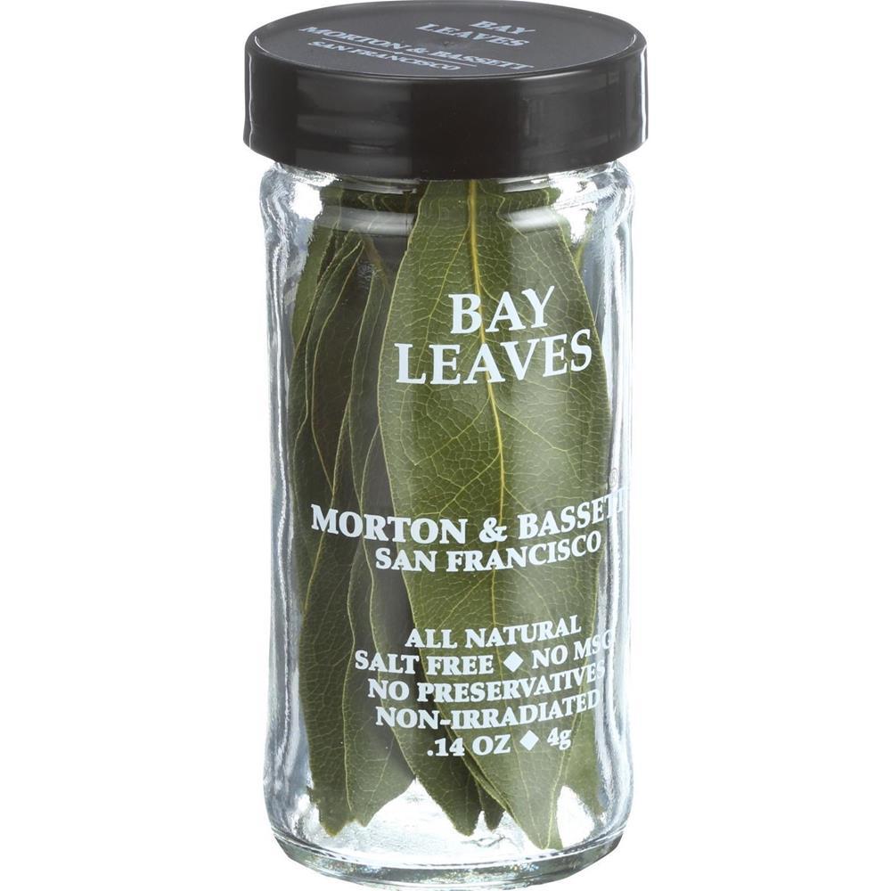 Morton & Bassett - Bay Leaves ( 3 - .5 OZ)