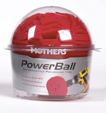 Powerball Polisher Aluminum