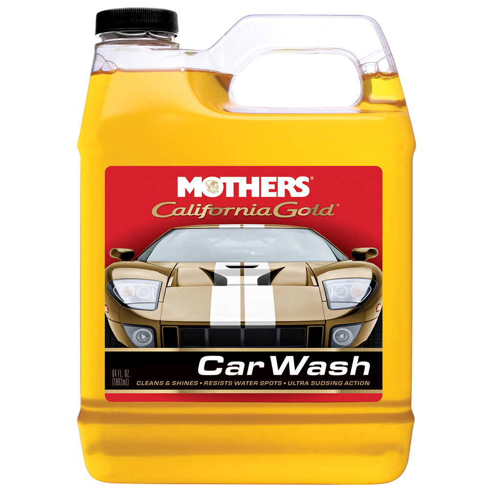 CALIF GOLD CAR WASH 64 OZ