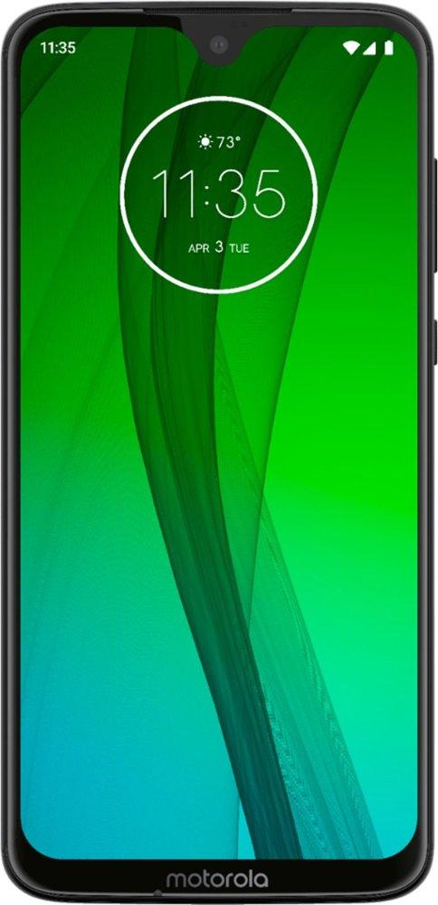 Motorola Moto G7 64 GB Black