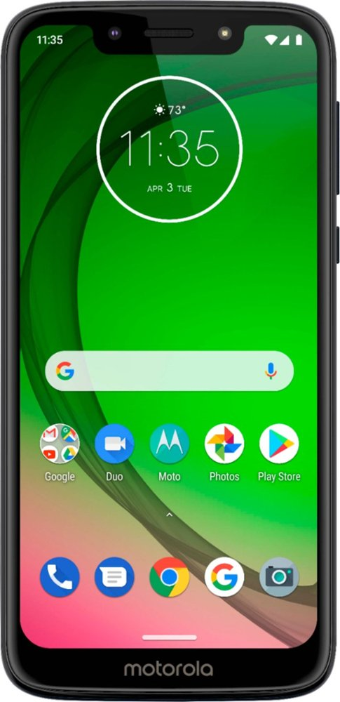 Moto G7 Play with 32GB Memory