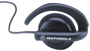 MOTOROLA 53728 2-Way Radio Accessory (Flexible Ear Receiver for the Talkabout 2-Way Radio)