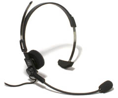 MOTOROLA 53725 2-Way Radio Accessory (Headset/Swivel Boom Microphone for Talkabout 2-Way Radios)