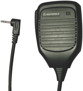 MOTOROLA 53724 2-Way Radio Accessory (Remote Speaker Microphone for Talkabout 2-Way Radios)