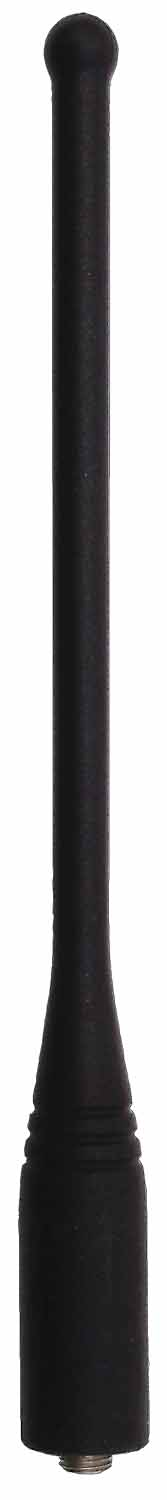 "6 1/2"" REP. RUBBER ANTENNA FOR RDX UHF RADIO"