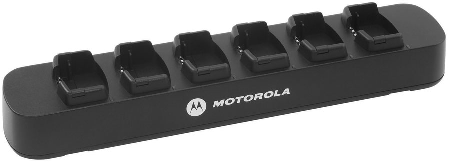 6 RADIOS MULTI-UNIT CHARGER FOR RDX SERIES