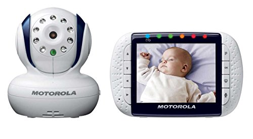 Motorola MOTOROLA VIDEO BABY MONITOR 3.5+=GT+-- SCREEN