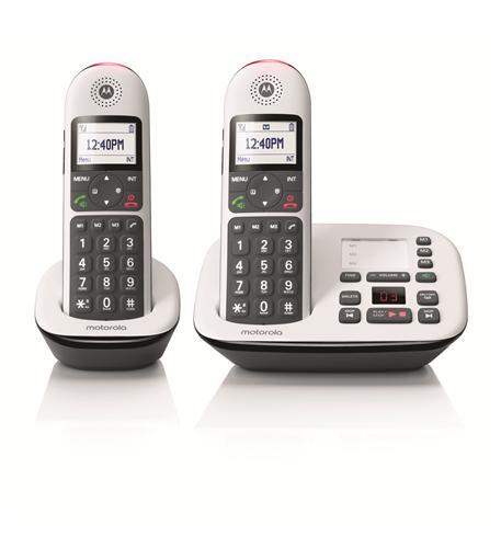 Motorola Cordless-ITAD-2HS-Volume Boost