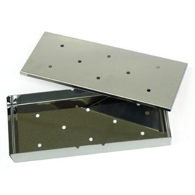 SS Smoker Box with Lid