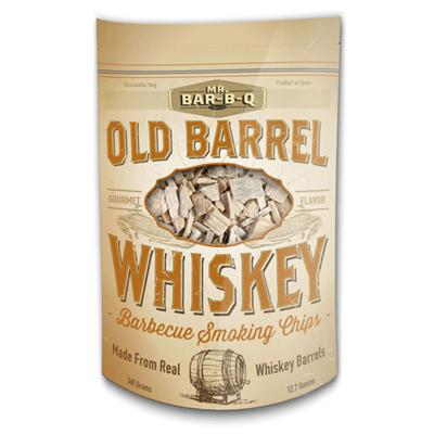 Whiskey Barrel Chips
