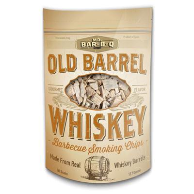 Whiskey Barrel Chips