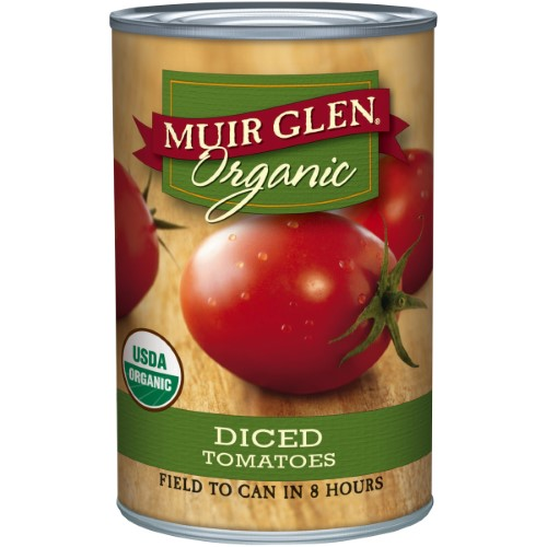 Organic Tomatoes, Diced - Tomatoes ( 12 - 14.5 OZ )