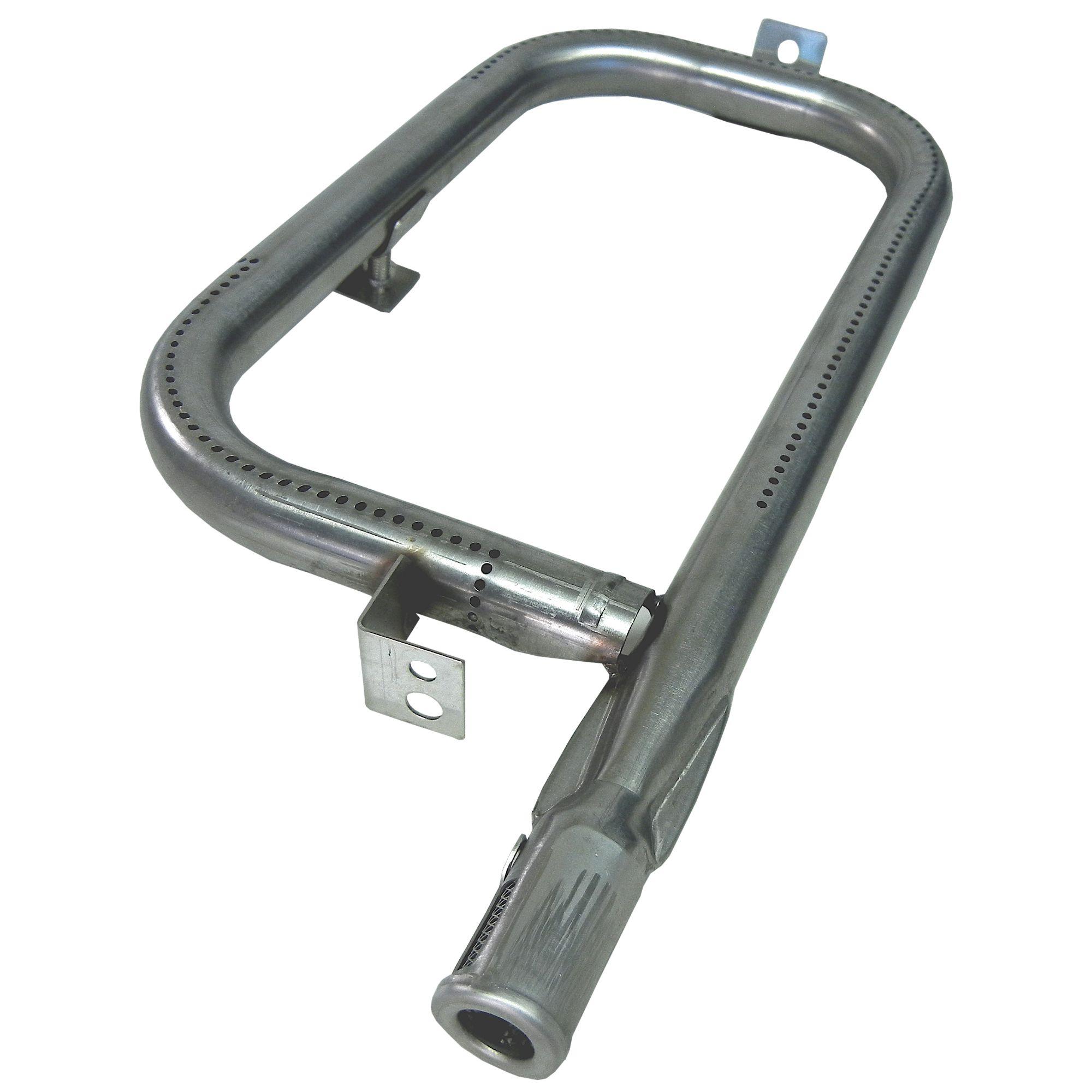 "stainless steel burner; Backyard Grill,Uniflame; 13.75"" x 5.5"""