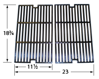 Gloss cast iron cooking grid for Centro, Cuisinart brand gas grills