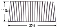 Stainless steel heat plate for Grill Master, Kenmore, Nexgrill, Uberhaus brand gas grills